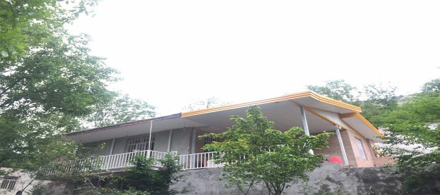 اجاره روزانه 2000 متری خانه مبله ارزان در كليبر تبريز