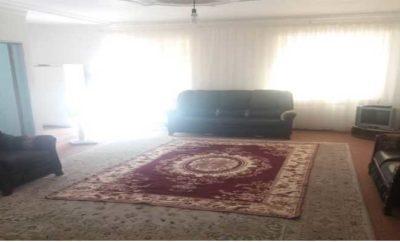 اجاره روزانه آپارتمان مبله دریاچه شورابیل اردبیل ۱۲۰ متری طبقه اول