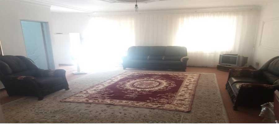 اجاره روزانه آپارتمان مبله دریاچه شورابیل اردبیل 120 متری طبقه اول