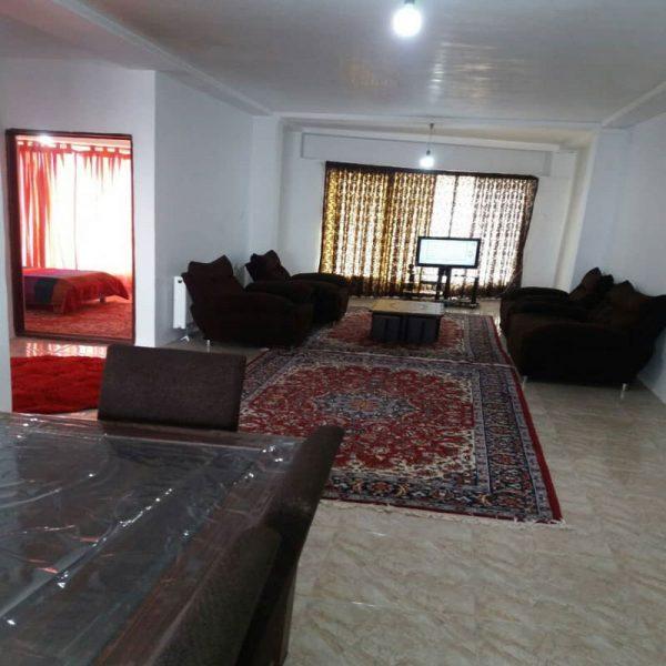 اجاره روزانه آپارتمان مبله 85 متری در مازندران - چالوس