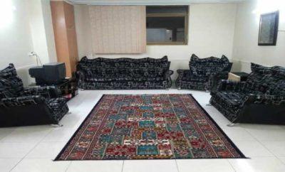 اجاره روزانه آپارتمان مبله اصفهان چهارباغ | میزبان یاب ۰۲۱۹۵۱۱۱۷۷۷