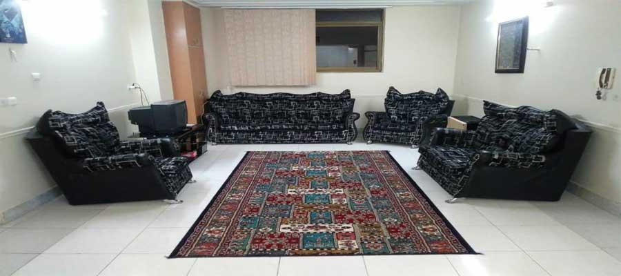 اجاره روزانه آپارتمان مبله اصفهان چهارباغ + قیمت ارزان