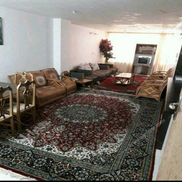 اجاره آپارتمان مبله روزانه در اصفهان همکف با 2 پارکینگ مسقف