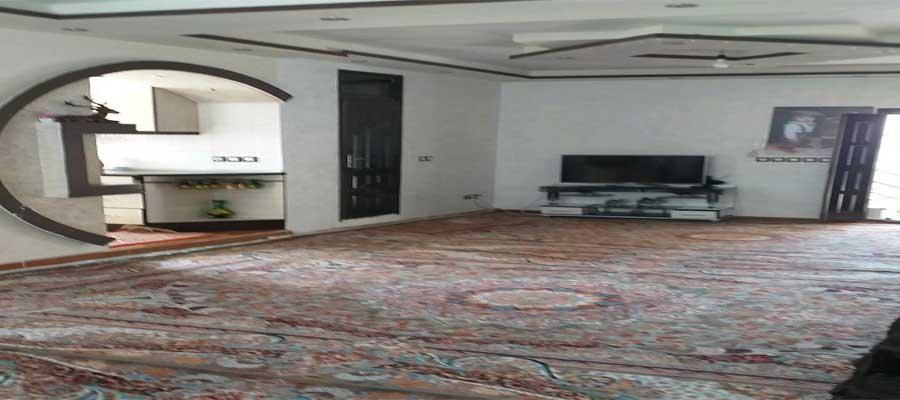 اجاره روزانه آپارتمان مبله 85متری ارزان قیمت در اردبیل طبقه دوم