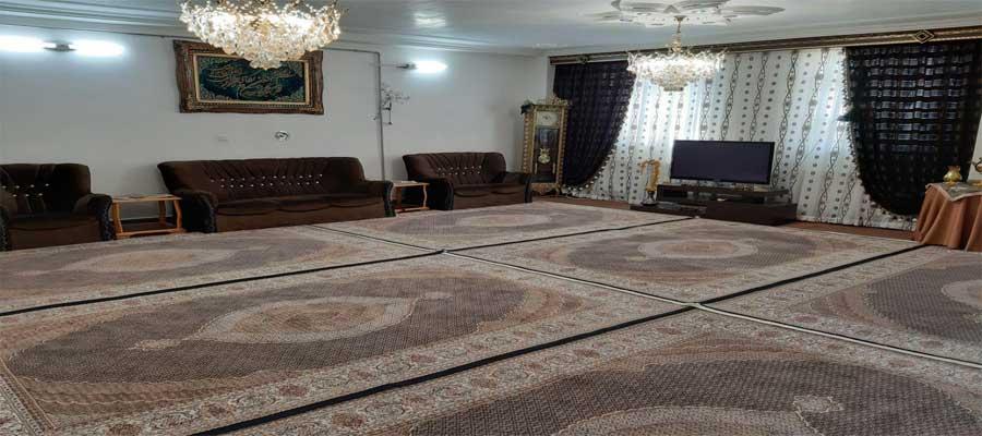 اجاره روزانه 120/10 متری آپارتمان مبله در اردبیل + قیمت ارزان