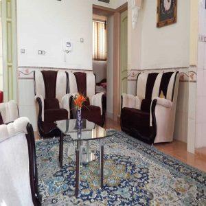 اجاره آپارتمان مبله روزانه اصفهان 80 متری با قیمت ارزان