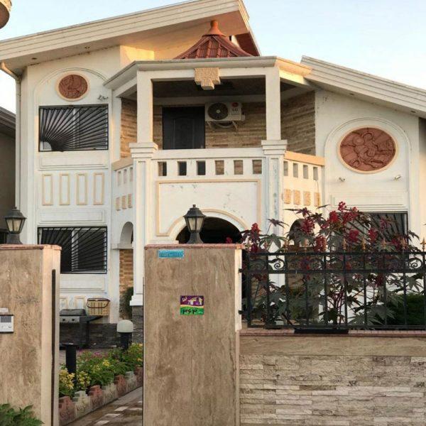 اجاره روزانه ويلا در بابلسر دوبلكس و در منطقه اسلام آباد