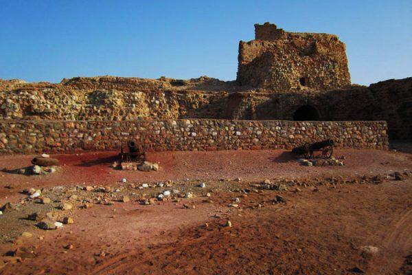 قلعه پرتغالی های جزیره قشم
