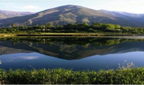 دریاچه اوان_گردشگری_میزبان یاب_سفر