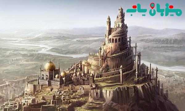 قلعه خیالی حسن صبا