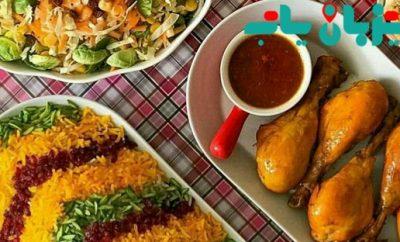 غذاهای سنتی محبوب ایران