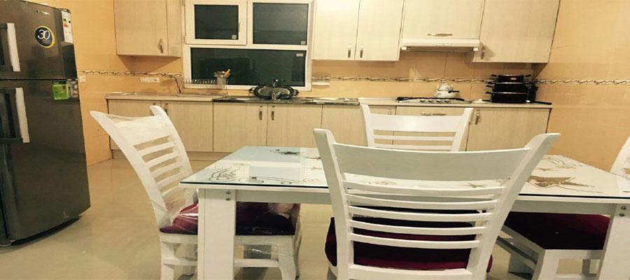 اجاره روزانه 119 آپارتمان مبله ارزان قیمت در تهران ميدان هفت تير