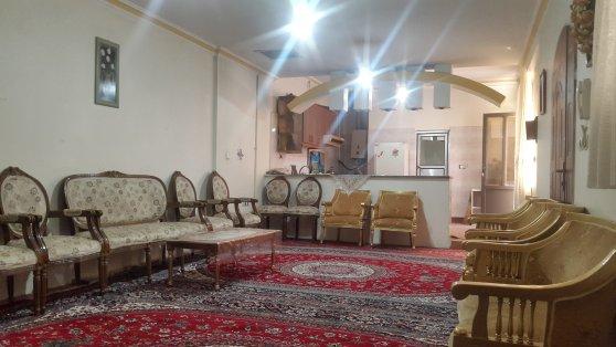 اجاره خانه مبله مشهد - 80 متری یک خواب ویلایی دربستی