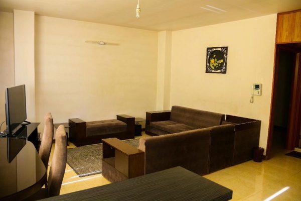 اجاره روزانه آپارتمان مبله اصفهان 120 متری طبقه دوم