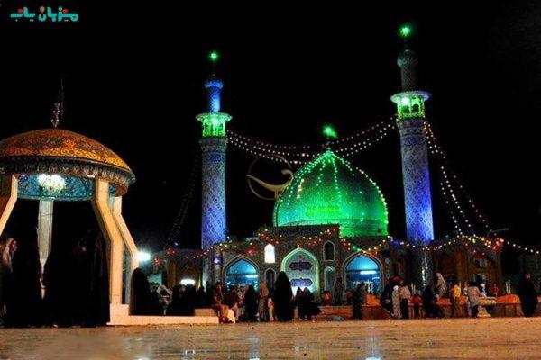 آرامگاه علی ابن مهزیار - مسلمانان