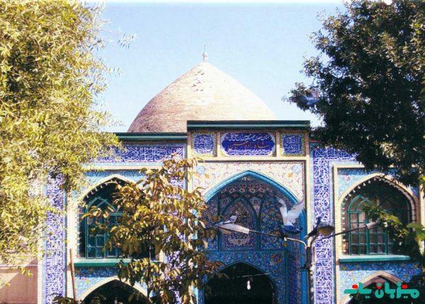 گردشگری همدان - امام زاده حسین