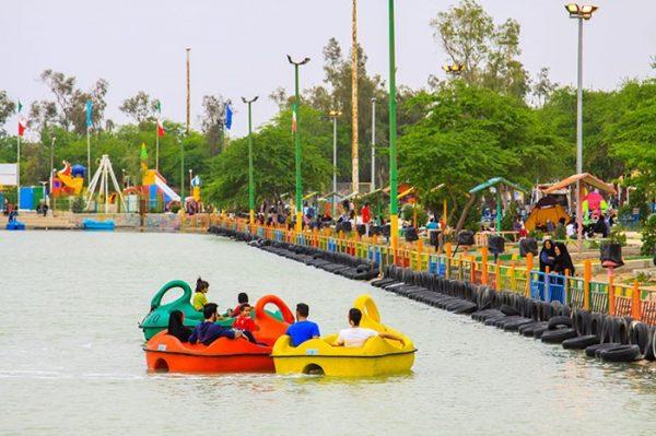 پارک_بندر ماهشهر_اجاره روزانه_میزبان یاب