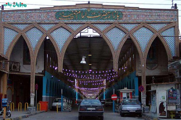 گردشگری اهواز - مرکز خرید امام خمینی
