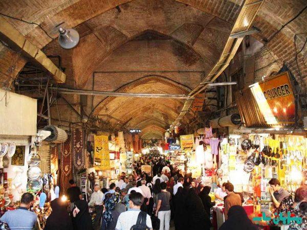 مراکز خرید همدان - بازار بزرگ