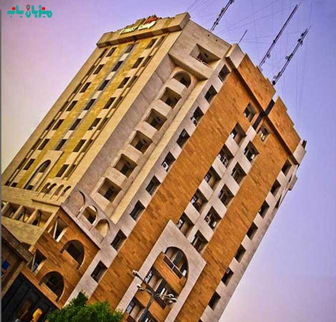 گردشگری اهواز - مرکز خرید برج