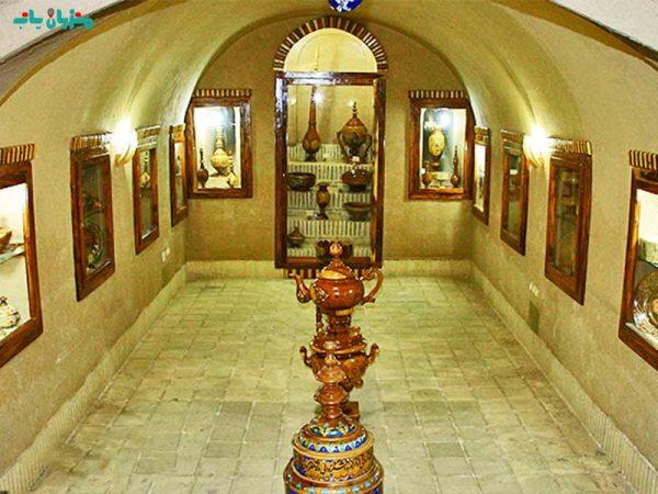 موزه خراطی - اهواز