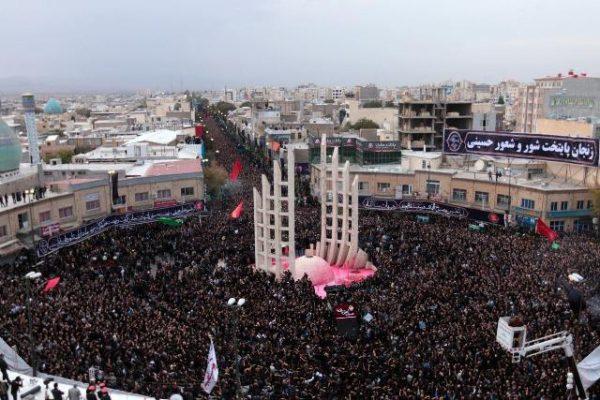 عاشورا در زنجان