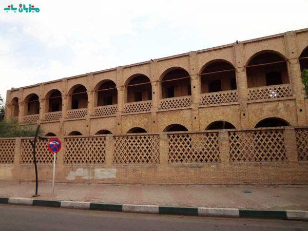 بنای تاریخی - معین التجار