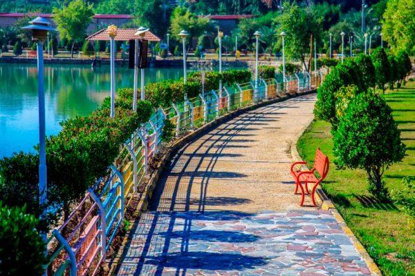 پارک ارم_بندر ماهشهر_اجاره روزانه_میزبان یاب