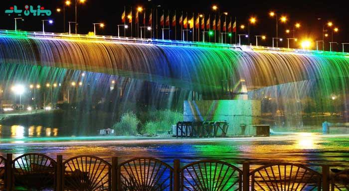 گردشگری اهواز - پل هفتم