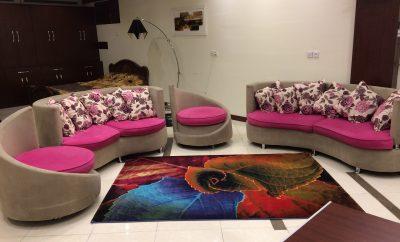 اجاره روزانه آپارتمان مبله نوساز مبله در شرق تهران