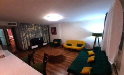اجاره روزانه آپارتمان مبله در تهران فرشته ۸۰ متری