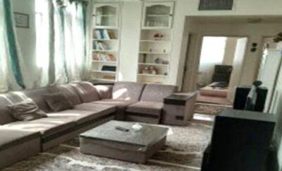 اجاره روزانه آپارتمان مبله در تهران فردوسی۶۰ متری