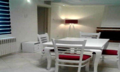 اجاره روزانه آپارتمان مبله در تهران فرمانیه ۹۰ متری طبقه دوم