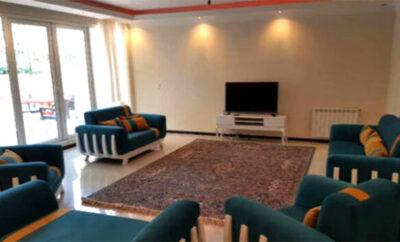 اجاره روزانه آپارتمان مبله  در تهران _طالقانی ۱۳۰ متری