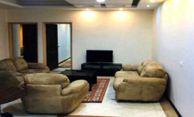 اجاره روزانه آپارتمان مبله در تهران جردن ۱۱۰ متری