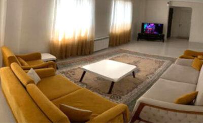 اجاره روزانه آپارتمان مبله در تهران شیخ بهایی ۱۲۰ متری
