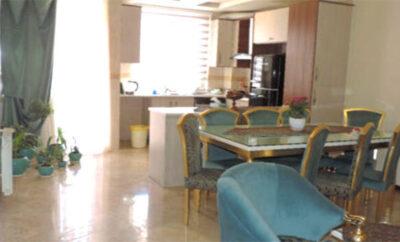 اجاره روزانه آپارتمان مبله در تهران پونک سردار جنگل ۱۶۰ متری