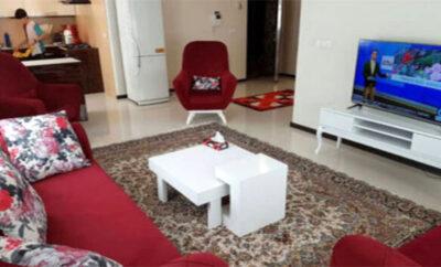 اجاره روزانه آپارتمان مبله در تهران _طالقانی ۹۵ متری