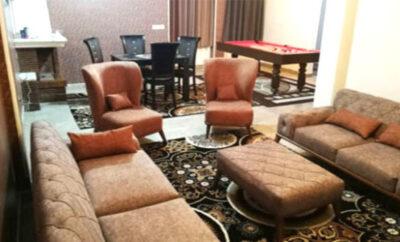 اجاره روزانه آپارتمان مبله در تهران -عباس آباد ۱۴۵ متری