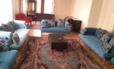 اجاره روزانه آپارتمان مبله در تهران شهرک غرب ۱۶۰متری