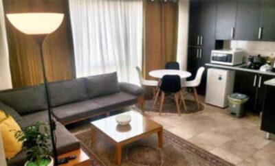 اجاره روزانه  آپارتمان مبله در تهران _سعادت آباد ۸۰ متری