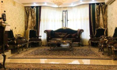 اجاره روزانه آپارتمان مبله در تهران -کامرانیه ۱۴۰ متری