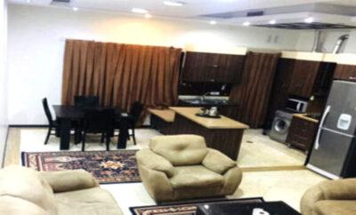 اجاره روزانه آپارتمان مبله در تهران جردن ۸۵ متری