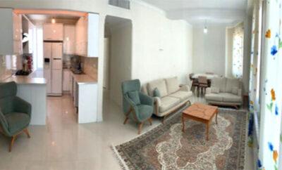 اجاره روزانه آپارتمان مبله در تهران شیخ بهایی ۱۶۰ متری