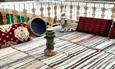 اجاره خانه در اراک اقامتگاه بومگردی هزاوه