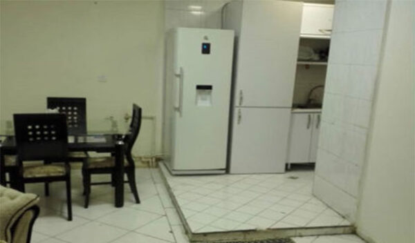 اجاره روزانه آپارتمان مبله در تهران میدانفردوسی