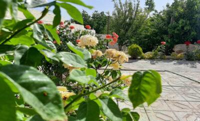 اجاره ویلا دماوند به صورت روزانه ۱۰۰۰متر باغ