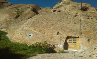 اجاره خانه تبریز روستای کندوان به صورت روزانه ۴۵ متری ۲ اتاق