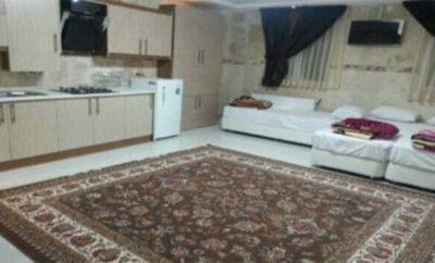 اجاره سوئیت مشهد ۴۰ متری مبله ارزان قیمت به صورت روزانه + نزدیک به حرم