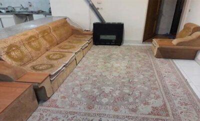 اجاره روزانه خانه اصفهان مبله  ۲۰۰ متری نزدیک نقش جهان